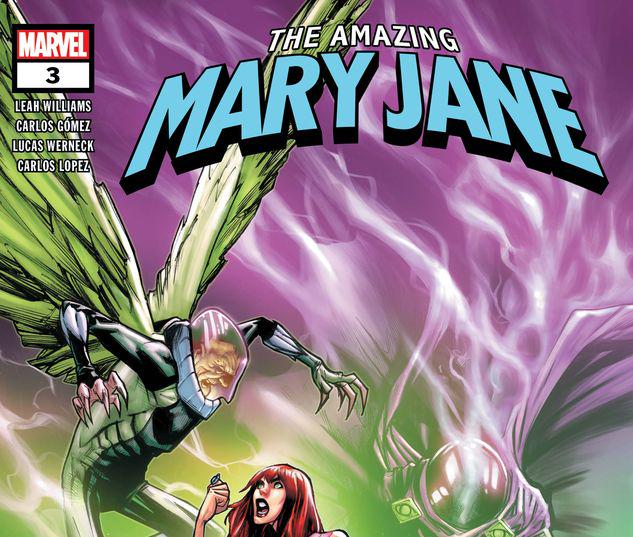 Amazing Mary Jane #3