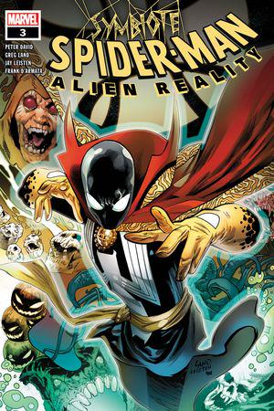 Symbiote Spider-Man: Alien Reality #3