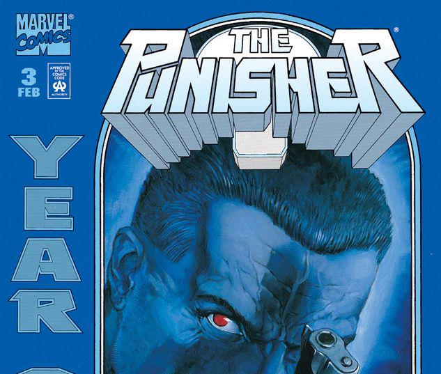 The Punisher: Year One #3