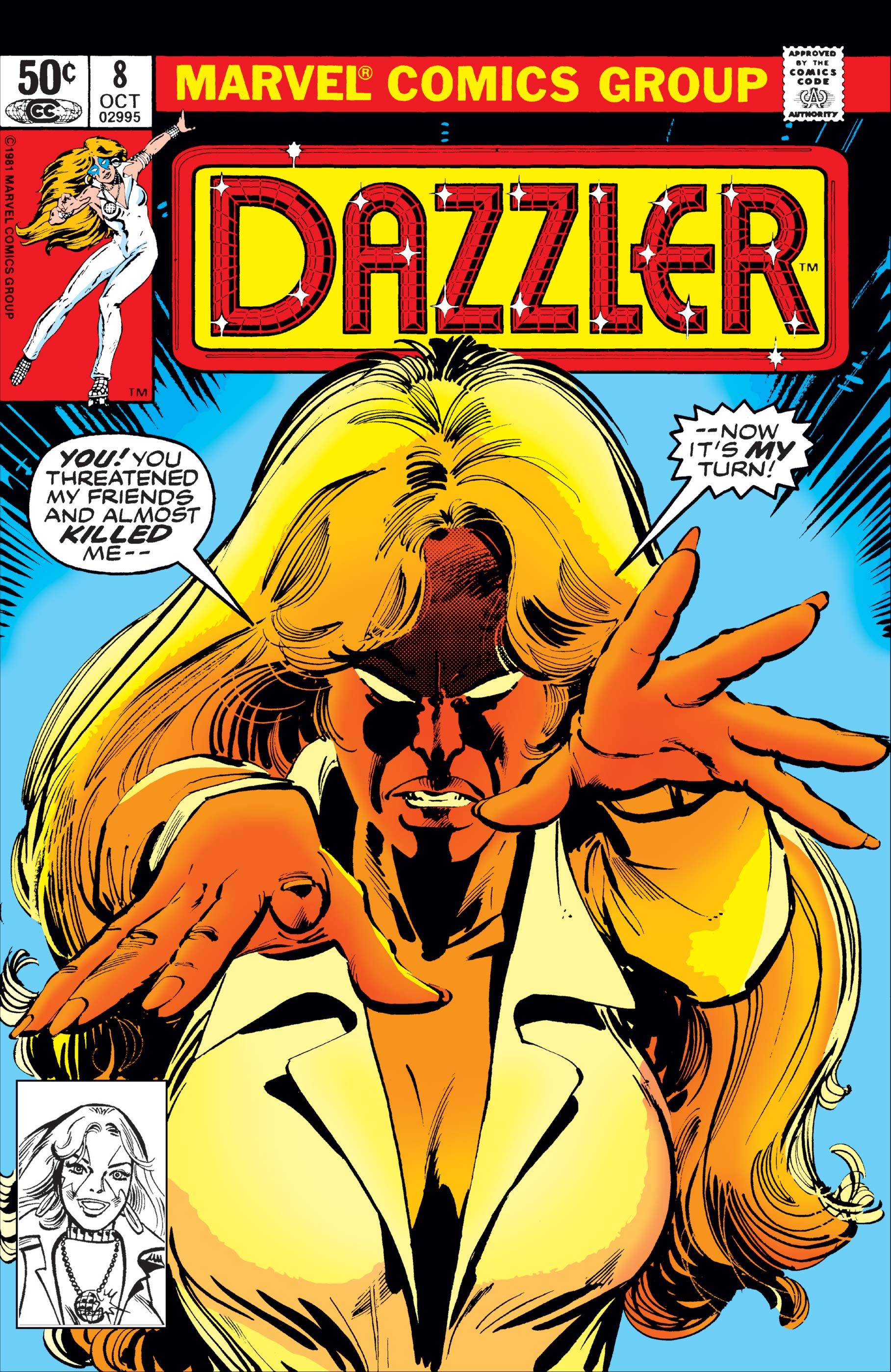 Dazzler (1981) #8
