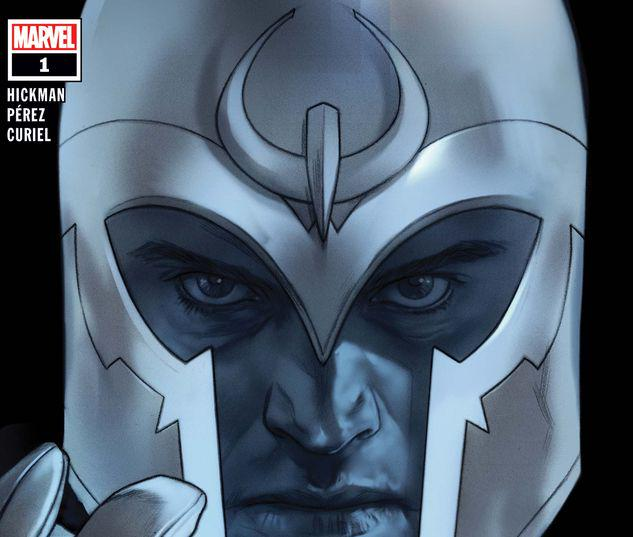 GIANT-SIZE X-MEN: MAGNETO 1 #1