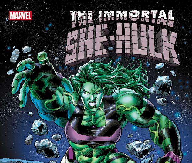 IMMORTAL SHE-HULK 1 #1