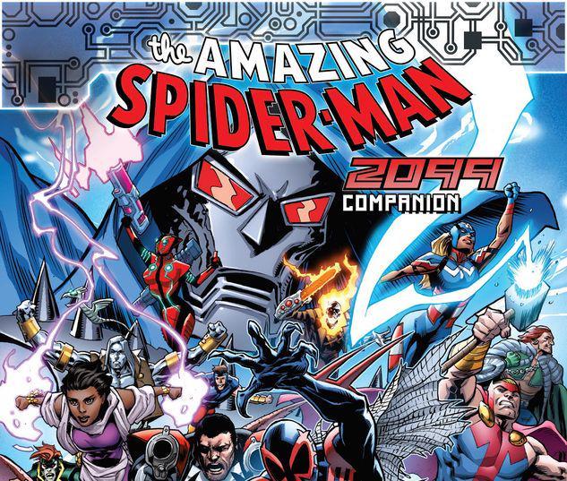 AMAZING SPIDER-MAN 2099 COMPANION TPB #1