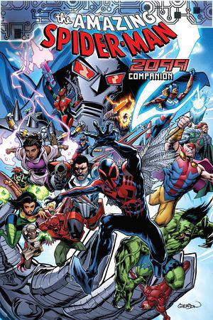 Amazing Spider-Man 2099 Companion (Trade Paperback)