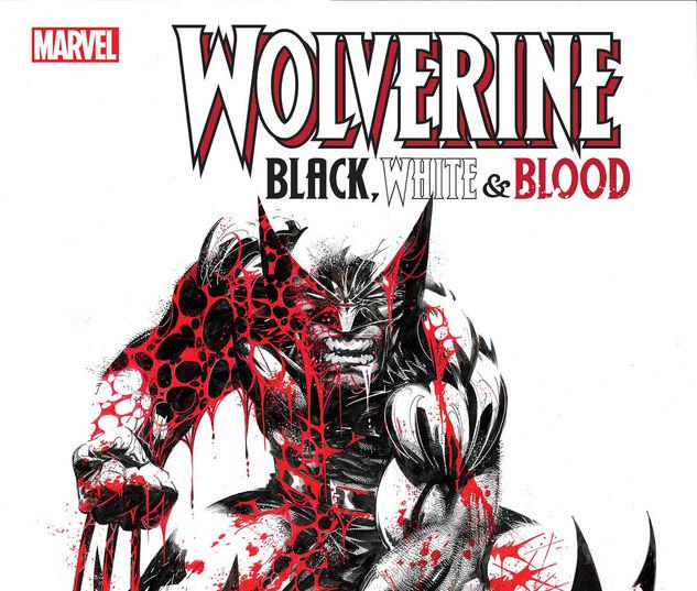 Wolverine: Black, White & Blood #1