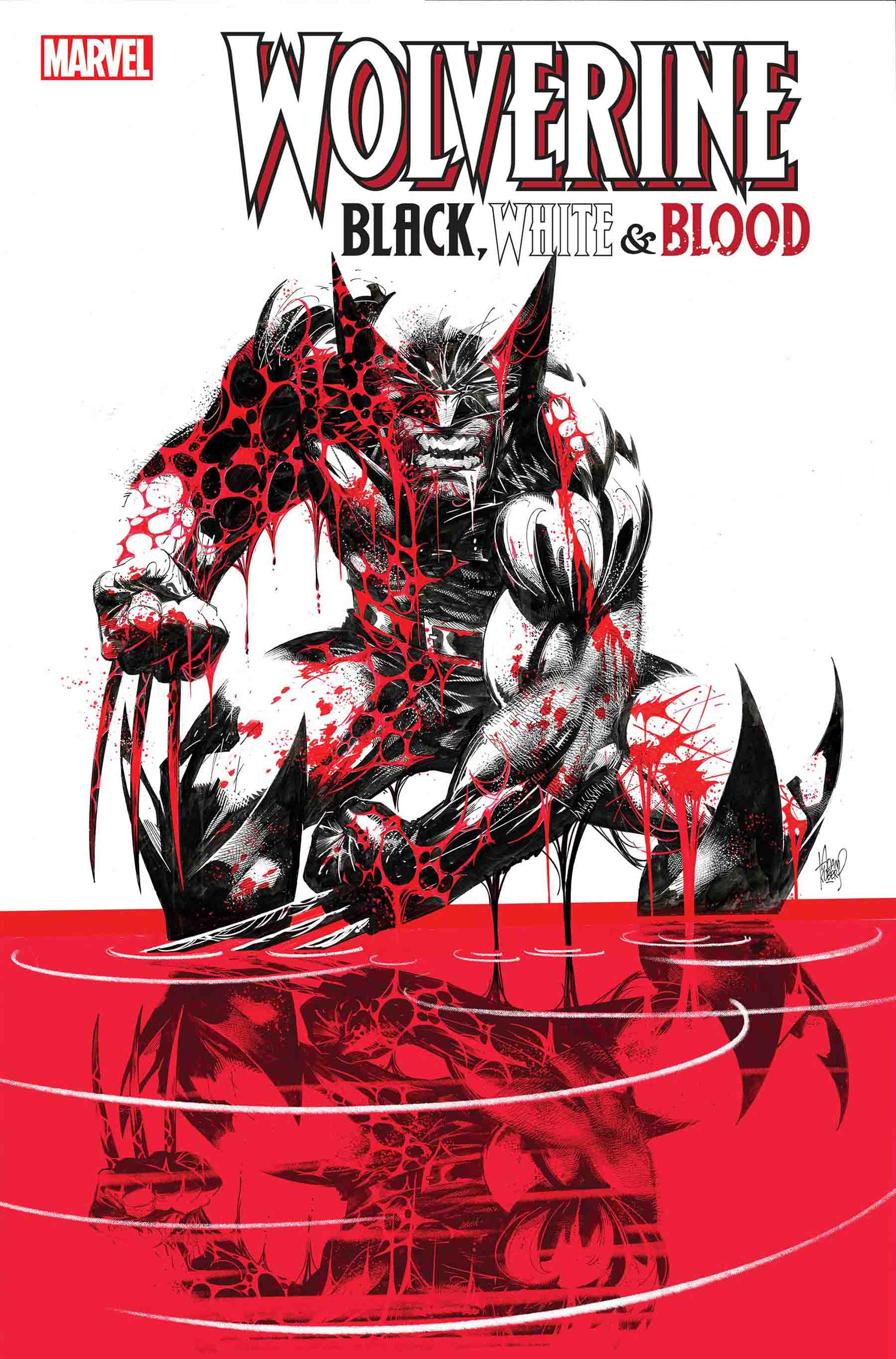 Wolverine: Black, White & Blood (2020) #1