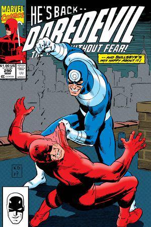 Daredevil #290