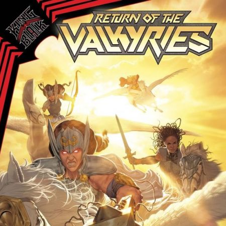 King in Black: Return of the Valkyries (2021)