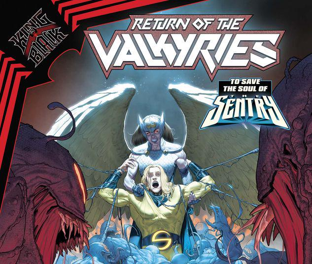 King in Black: Return of the Valkyries #2