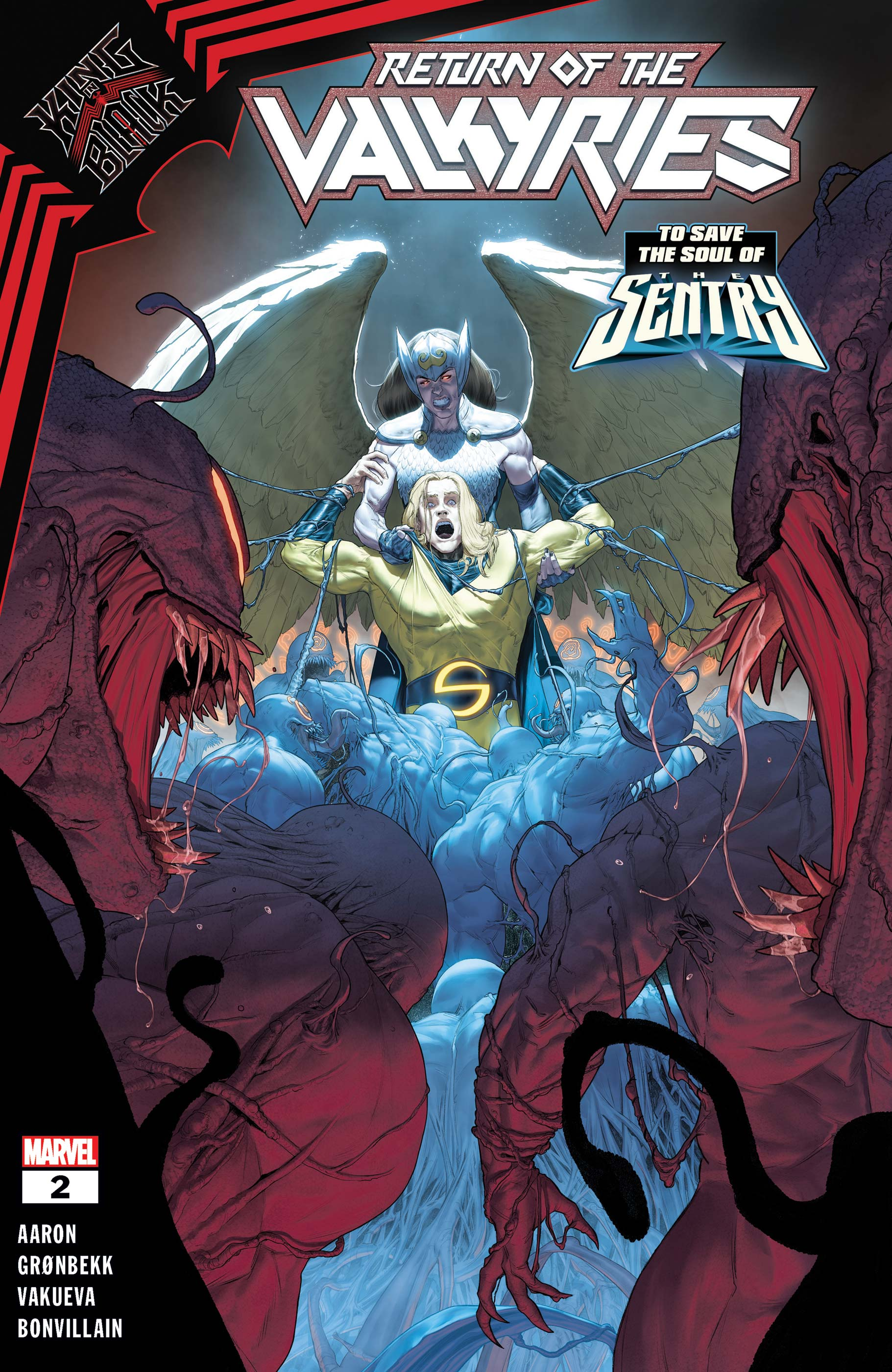 King in Black: Return of the Valkyries (2021) #2