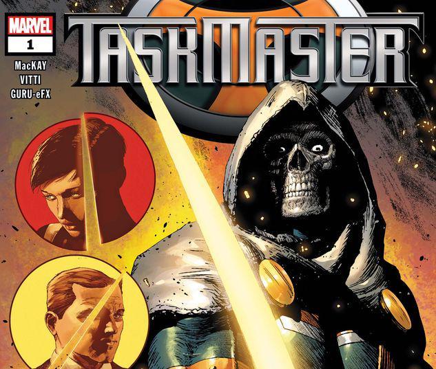 Taskmaster #1