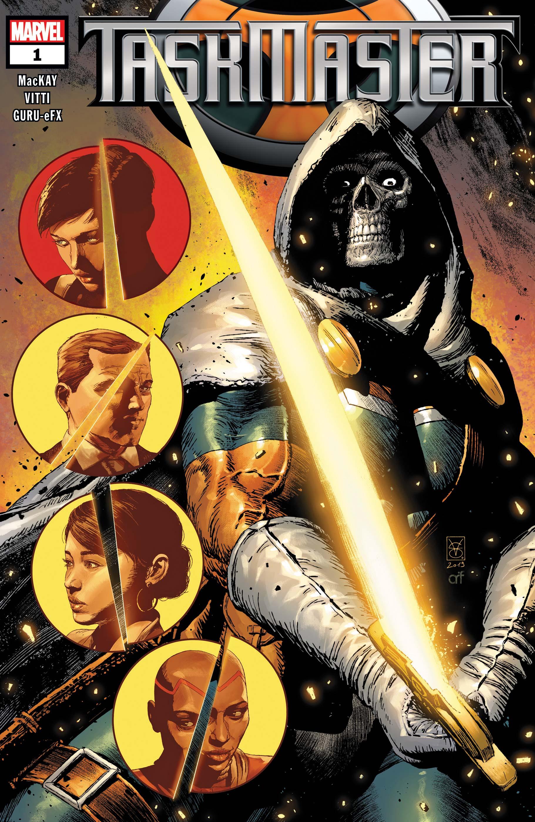 Taskmaster (2020) #1
