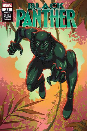 Black Panther (2018) #23 (Variant)