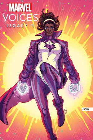 Marvel's Voices: Legacy (2021) #1 (Variant)