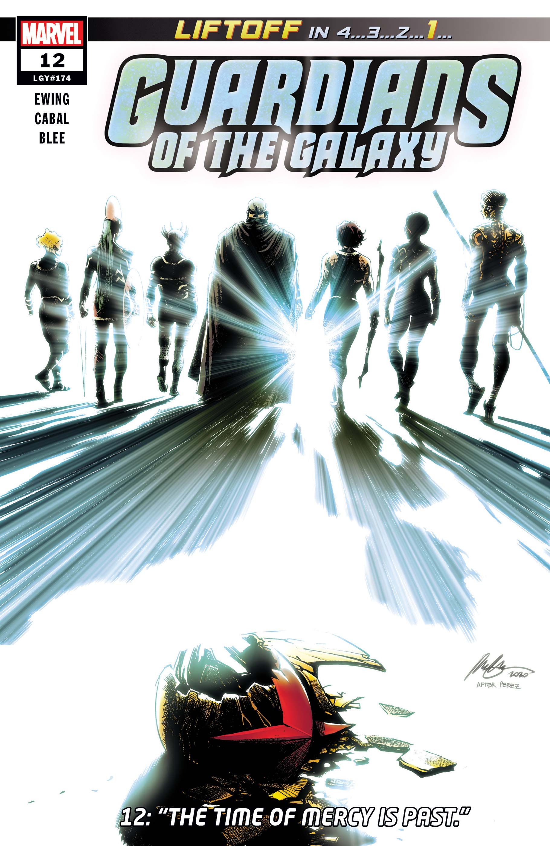 Guardians of the Galaxy (2020) #12
