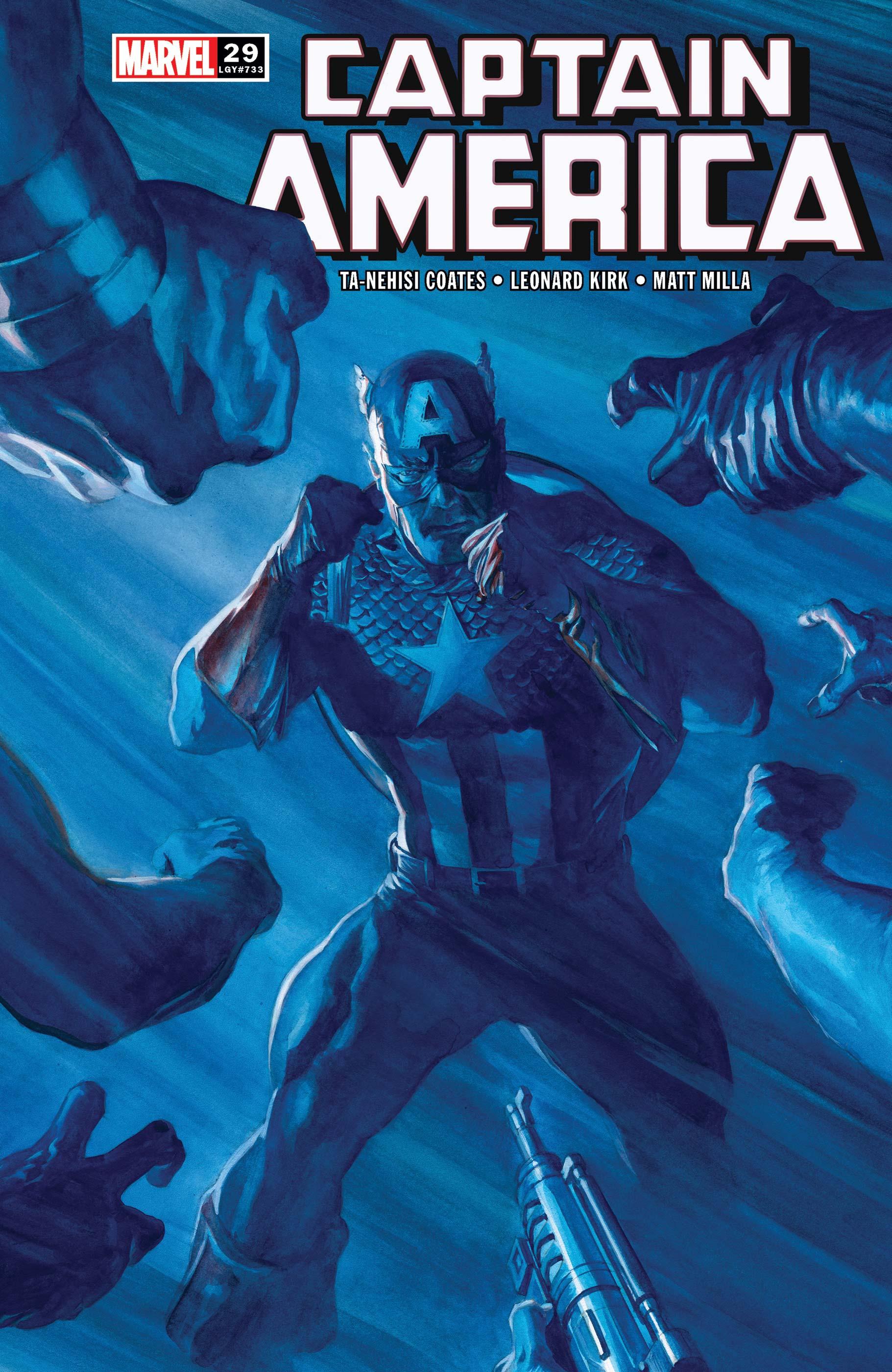 Captain America (2018) #29