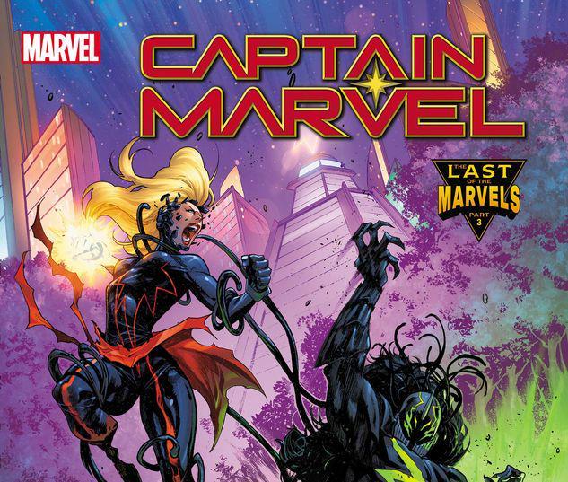 Captain Marvel #34
