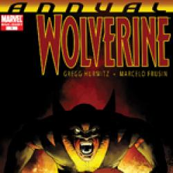 Wolverine Annual: Deathsong (2007)