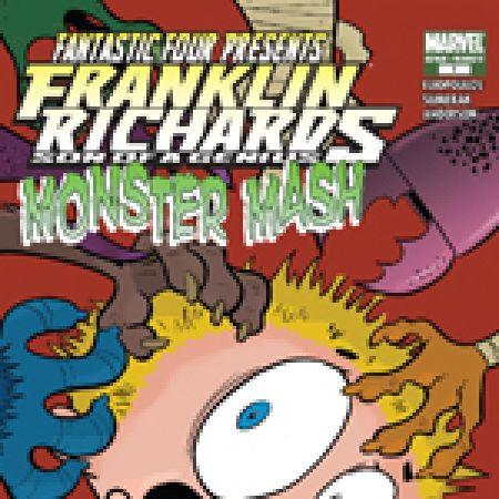 Franklin Richards: Monster Mash (2007)