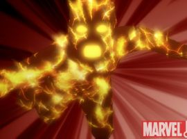 Iron Man Armored Adventures: Episode 20 Preview Art 4
