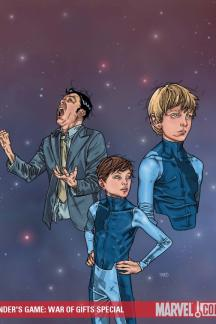 Ender's Game: War of Gifts Special #0