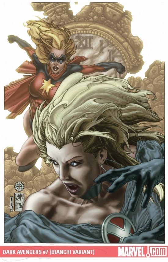 Dark Avengers (2009) #7 (Bianchi Variant)