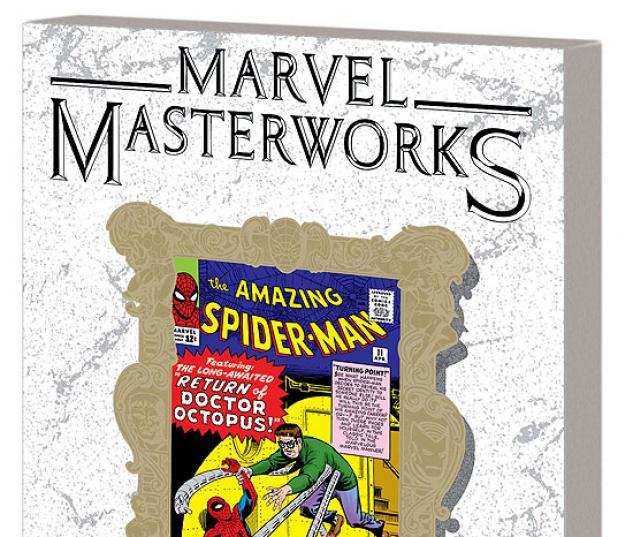 MARVEL MASTERWORKS: THE AMAZING SPIDER-MAN VOL. 2 TPB #1