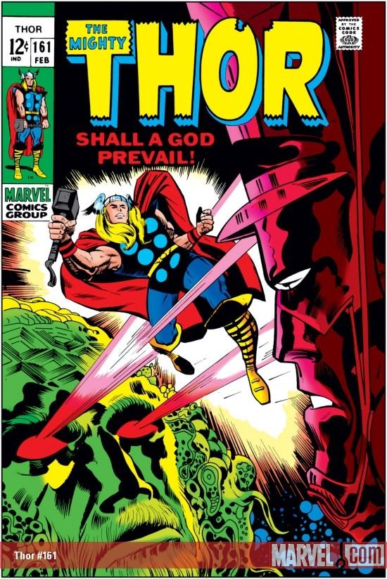 Thor (1966) #161