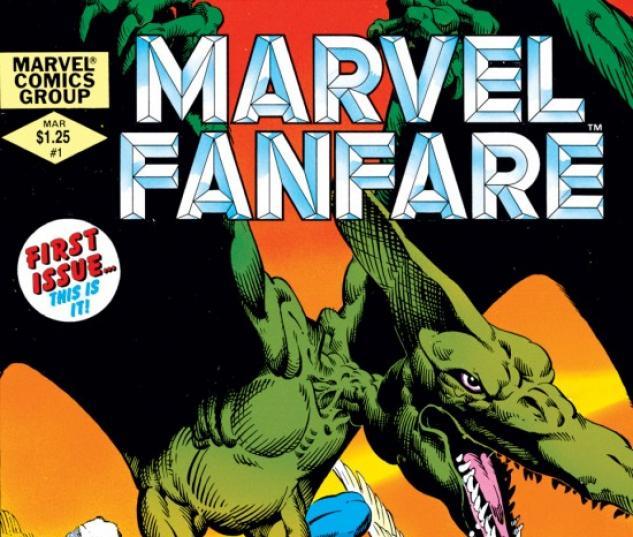 Marvel Fanfare #1