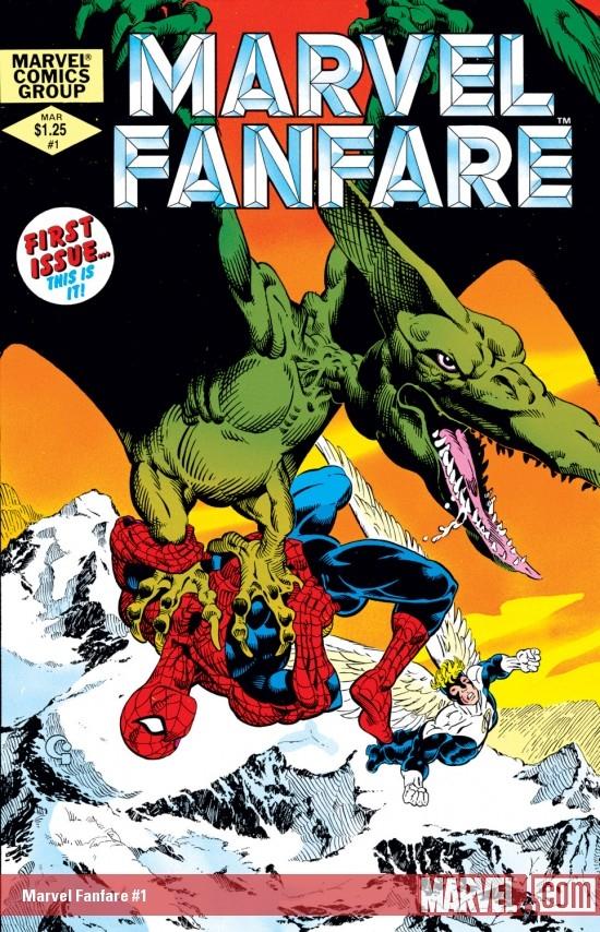 Marvel Fanfare (1982) #1