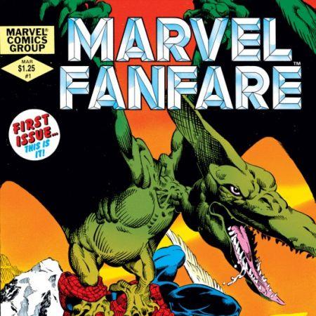 Marvel Fanfare (1982 - 1992)
