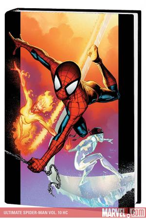 ULTIMATE SPIDER-MAN VOL. 10 HC (Hardcover)
