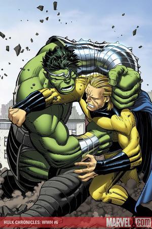 Hulk Chronicles: Wwh #6
