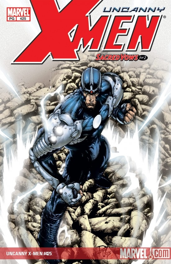 Uncanny X-Men (1963) #425