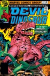 DEVIL DINOSAUR #8 COVER