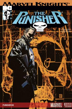 Punisher (2001) #3