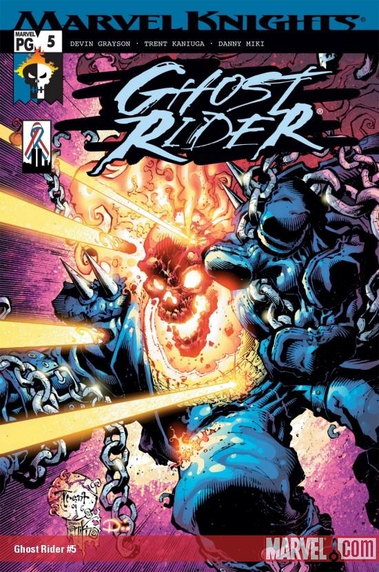 Ghost Rider (2001) #5