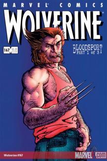 Wolverine #167