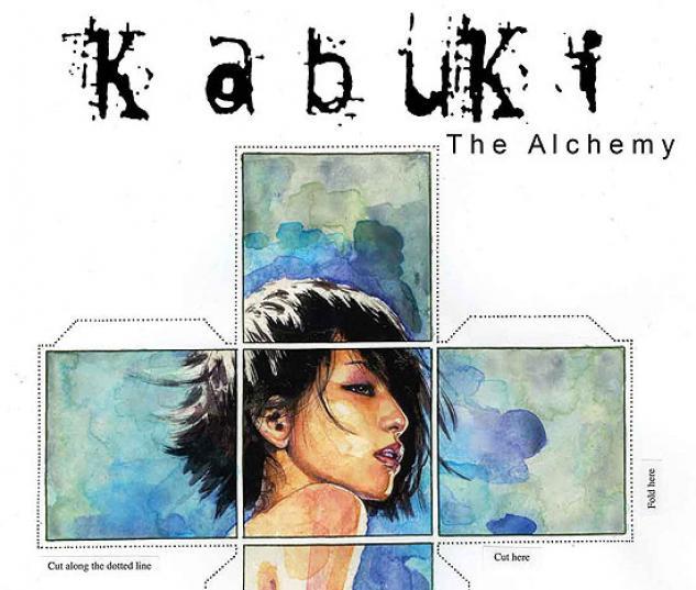 KABUKI: THE ALCHEMY #0