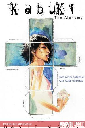 Kabuki: The Alchemy (Hardcover)