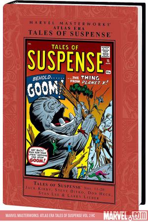 Marvel Masterworks: Atlas Era Tales of Suspense Vol. 2 (2008)