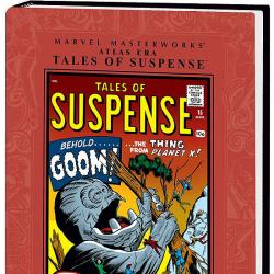 MARVEL MASTERWORKS: ATLAS ERA TALES OF SUSPENSE VOL. 2 #0