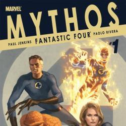 Mythos: Fantastic Four (2007)