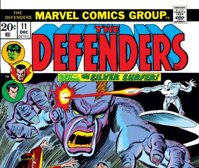 Defenders, The #11