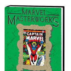 MARVEL MASTERWORKS: CAPTAIN MARVEL VOL. 3 HC #0