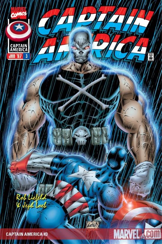 Captain America (1996) #3