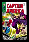 CAPTAIN AMERICA #108 COVER
