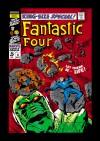 FANTASTIC FOUR ANNUAL #6 COVER