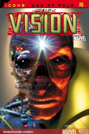 VISION: YESTERDAY AND TOMORROW TPB (Trade Paperback)