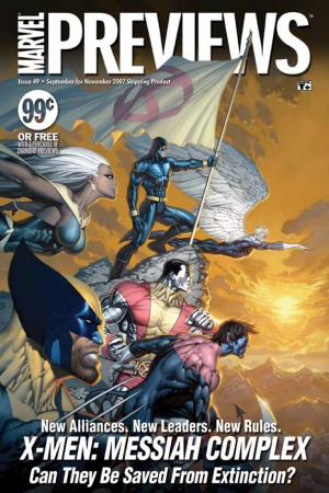 Marvel Previews (2005) #49